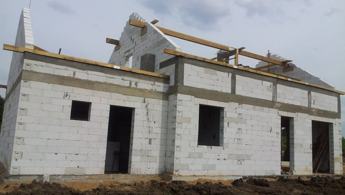 Проект недорогого дома с дополнительной спальней