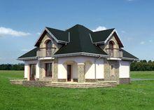 Элегантная усадьба с площадью 200 m² для большой семьи