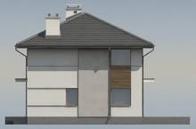 Проект двухэтажного дома с дополнительными спальнями