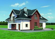 Неповторимый загородный дом с шестью просторными спальнями