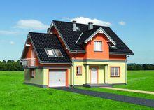 Великолепный проект компактного дома 170 m²