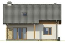 Проект сказочного домика для одной семьи