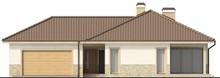 Проект одноэтажного дома в скандинавском стиле