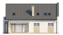 Проект современного уютного дома