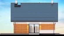 Уютный жилой дом с просторным гардеробом на втором этаже