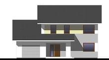 Современный коттедж с просторной гостиной