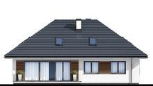 Современный жилой дом с великолепной гостиной