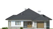 Привлекательный одноэтажный дом с тремя спальнями и двумя санузлами