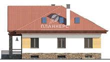 Проект огромного особняка площадью 431 кв. м в три уровня