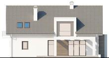 Проект классического коттеджа с уютным интерьером