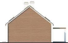 Проект комфортного коттеджа с гаражом