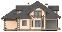 Волшебный домик - готовый для строительства проект