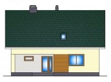 1,5-этажный коттедж с дополнительной спальней на 1-ом этаже
