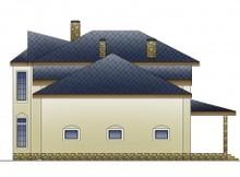 Загородный дом с практичной планировкой