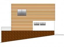 Современный загородный дом с бассейном и сауной