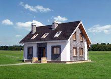 Архитектурный проект оригинального особняка с грамотной планировкой