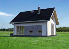 Двухэтажный особняк с просторной верандой