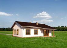 Приятного вида загородный дом