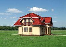 Великолепный двухэтажный особняк площадью 200 квадратов