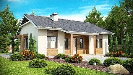 Проект экономичного дома