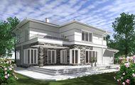 Привлекательный двухэтажный особняк площадью 320 m²