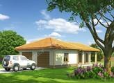 Проект гаража на 2 авто с дополнительными помещениями