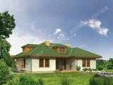 Проект большого дома на 7 спален