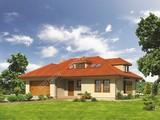 Проект большого дома интересной планировки