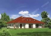 Проект привлекательного дома площадью 150 квадратов