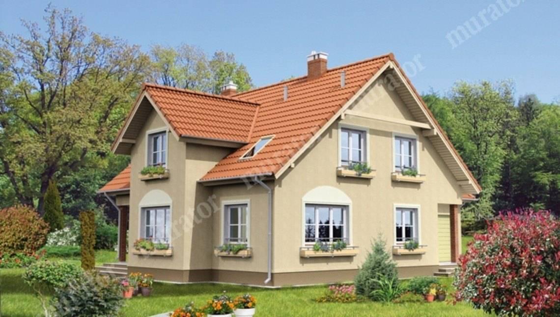 Проект жилого дома площадью 210 м2