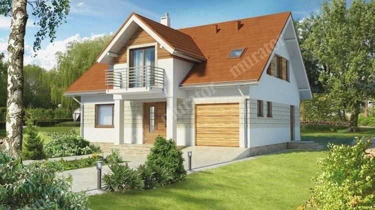Привлекательный жилой дом с большой гостиной