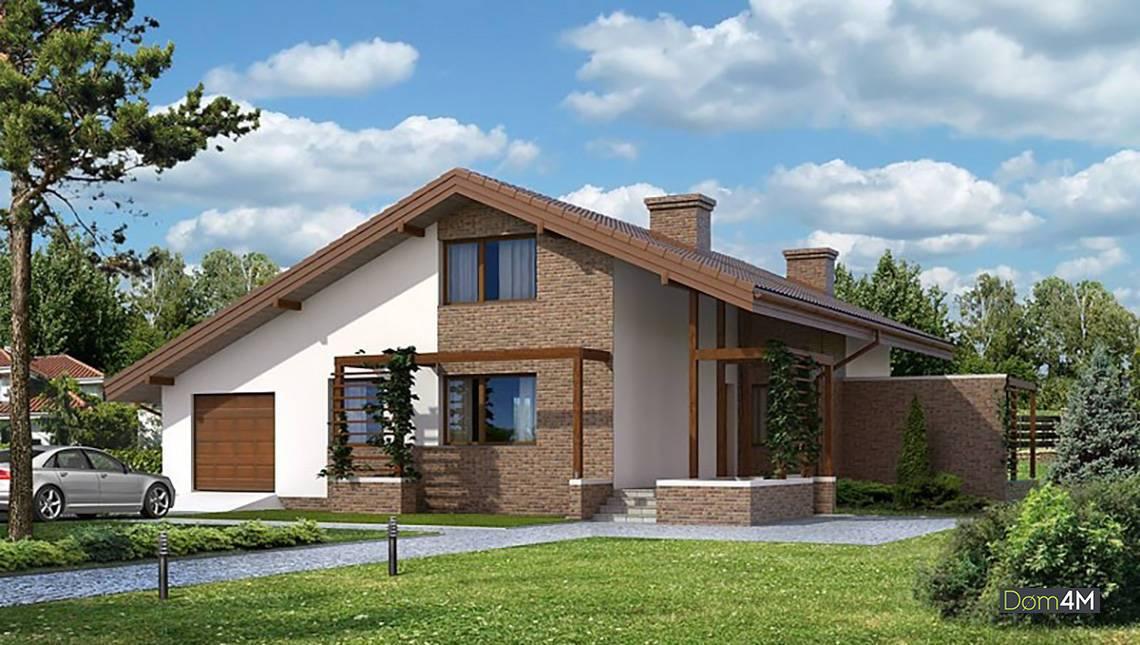 Великолепный жилой дом со вторым светом