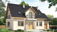 Изысканный загородный дом в классическом стиле