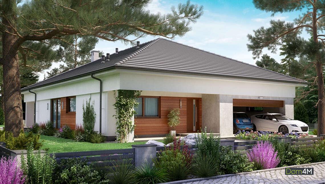 Планировка современного дома общей площадью до 179 квадратов