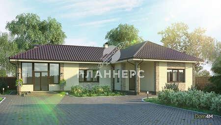 Красивый загородный дом для отдыха с одной спальней