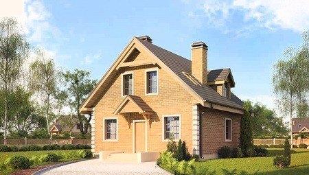 Проект небольшого экологичного дома