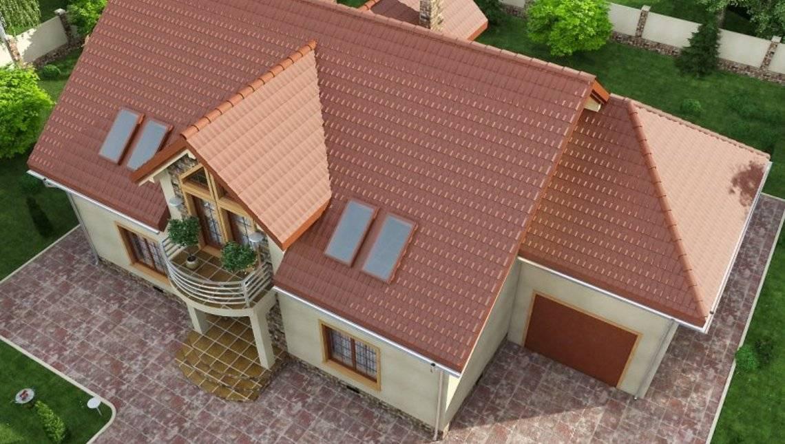 Большой удобный и просторный коттедж с мансардой