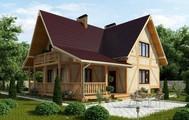 Комфортный дом в каркасном исполнении