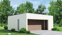 Проект современного удобного гаража