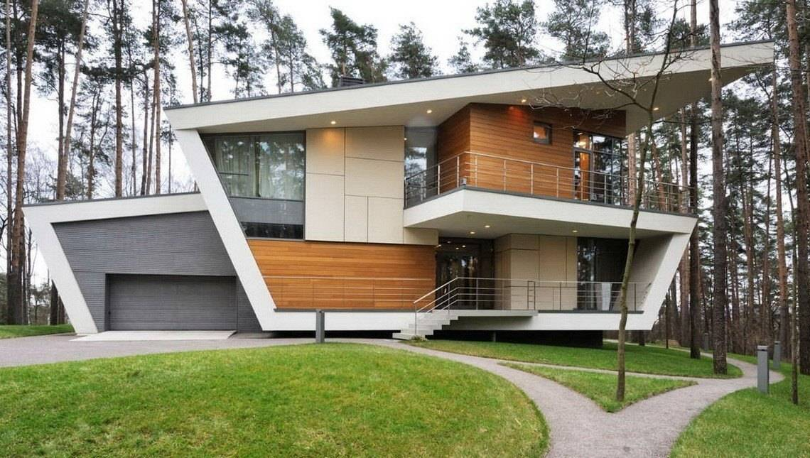 Стиль архитектуры - Авангард