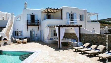 Греческий архитектурный стиль
