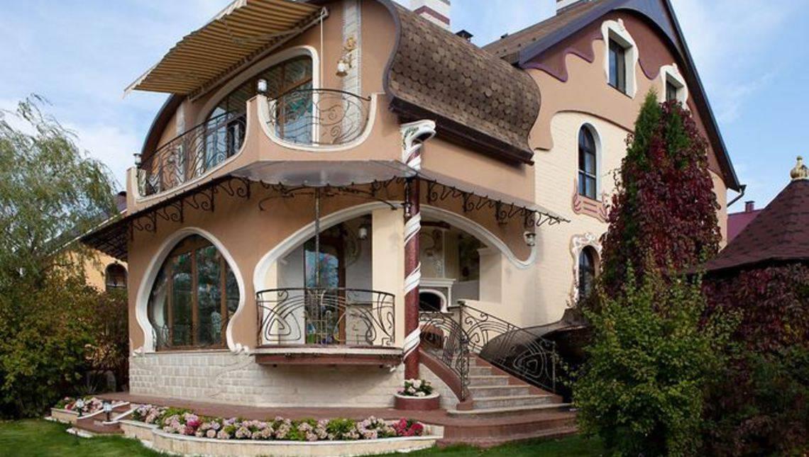 Стиль архитектуры - Кантри
