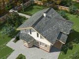 Проект недорогого удобного стильного дома