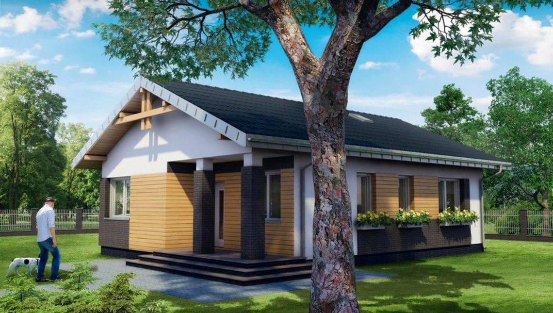 Компактная и просторная усадьба с тремя спальнями