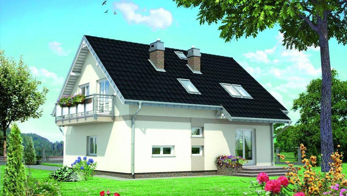 Стильный и уютный загородный дом с пятью комнатами