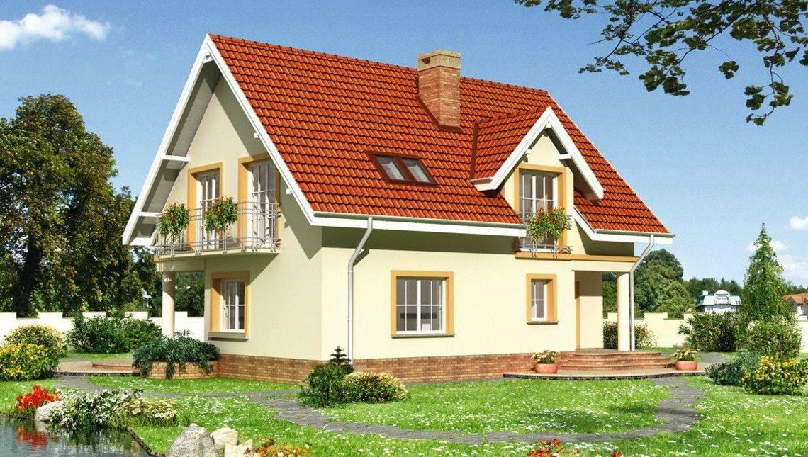 Обворожительный двухэтажный особняк с тремя спальнями