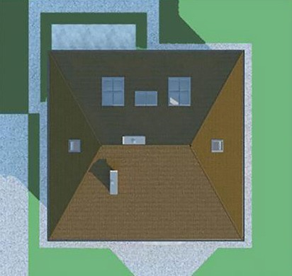 Изящный особняк с просторными личными помещениями